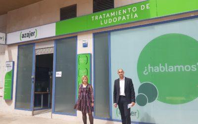 AZAJER y la Asociación de Empresarios de Salones de Juego de Aragón colaboran para promover el juego responsable